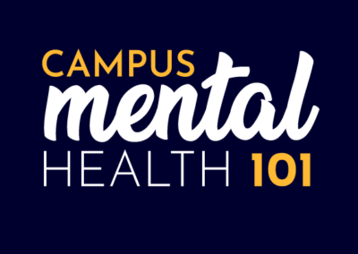 Campus Mental Health 101